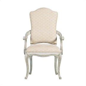 Arrondissement - Volute Arm Chair In Vintage Neutral