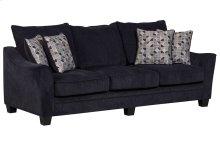 Ventura Blue Sofa, Love, Chair, U0059