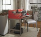 You're Going To Flip Red Desk, 57-1/2''W x 22''D x 32-3/4''H Product Image