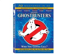 Ghostbusters (4K-Mastered) - Blu-ray