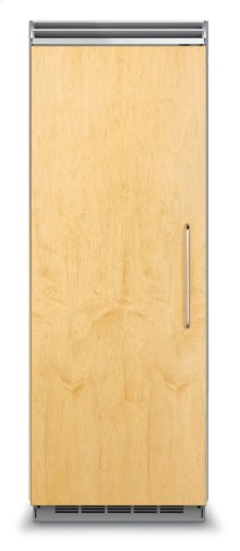 "30"" Custom Panel All Refrigerator, Left Hinge/Right Handle"