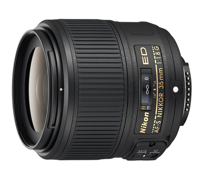 AF-S NIKKOR 35mm f/1.8G ED