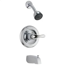 Chrome Monitor ® 13 Series Tub & Shower Trim