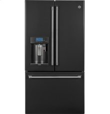 GE Cafe™ Series ENERGY STAR® 22.2 Cu. Ft. Counter-Depth French-Door Refrigerator with Keurig® K-Cup® Brewing System***FLOOR MODEL CLOSEOUT PRICING***