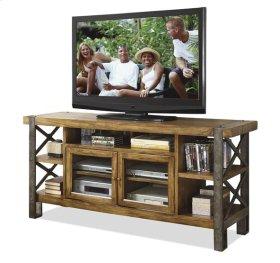 Sierra 68-Inch TV Console Landmark Worn Oak finish