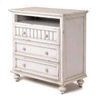 3 Drawer Media Chest Product Image