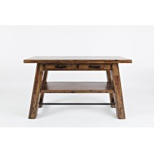 Cannon Valley Trestle Sofa Table