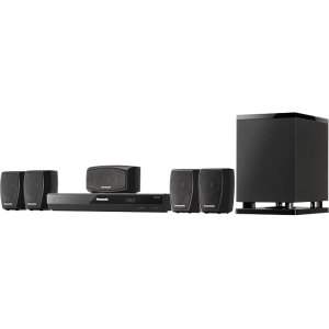 PanasonicDVD Home THEATER SYSTEM SC-XH70