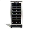 "Cheshire 15"" single zone wine cellar. Product Image"