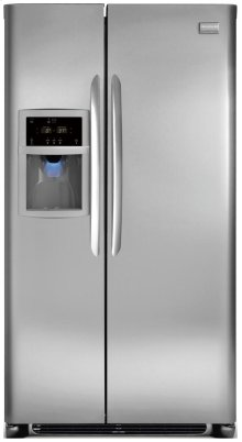 Frigidaire Gallery 22.6 Cu. Ft. Counter-Depth Side-by-Side Refrigerator