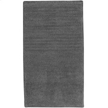 Charcoal Chenille Creations Cross Sewn Rectangle