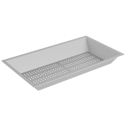 """Colander For 16"""" And 18"""" ID Stainless Steel Sinks"""