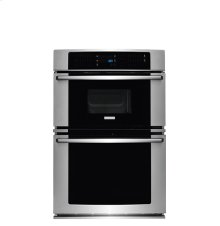 30'' Wall Oven and Microwave Combination with Wave-Touch® Controls