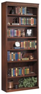 """84"""" Open Bookcase Product Image"""