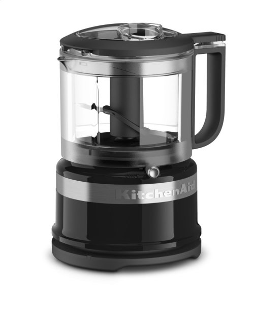 3.5 Cup Food Chopper - Onyx Black