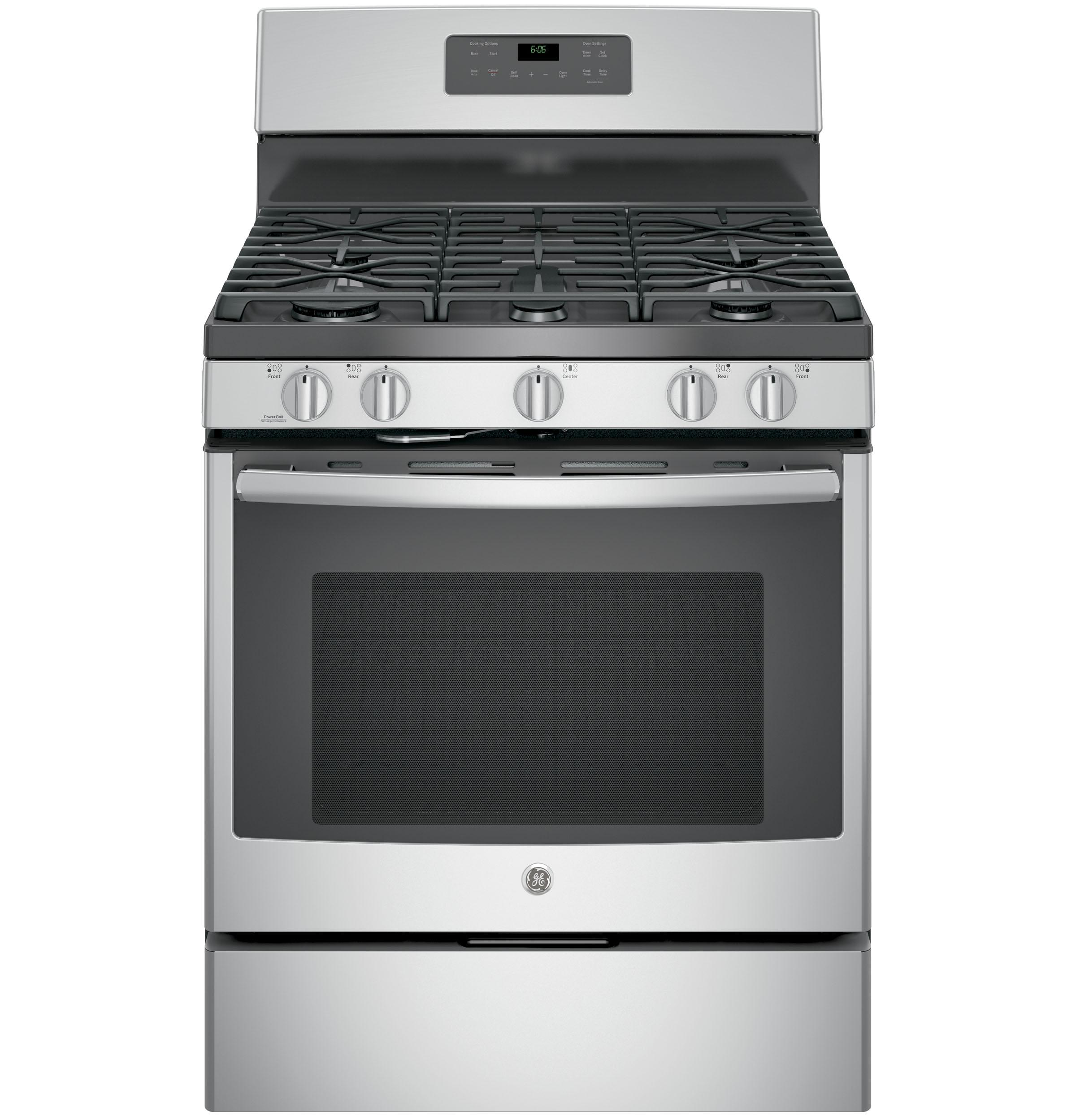 "GE(R) 30"" Free-Standing Gas Range