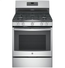 "Floor Model - GE® 30"" Free-Standing Gas Range"