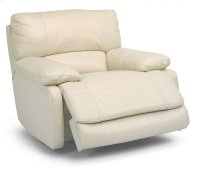 Hermosa Leather Power Recliner Product Image