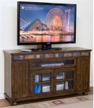 Santa Fe Counter Height TV Console Product Image