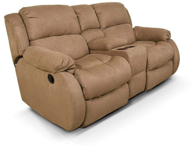 201090 In By England Furniture In Tulsa Ok Hali Double Rocking Reclining Loveseat Console 2010 90