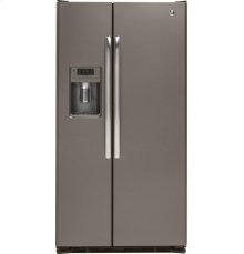 ( FLOOR MODEL LOANER) GE® 21.9 Cu. Ft. Counter-Depth Side-By-Side Refrigerator