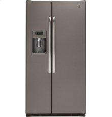 ( FLOOR MODEL LOANER) GE® 21.9 Cu. Ft. Counter-Depth Side-By-Side Refrigerator