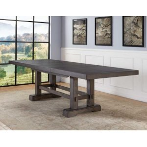 Steve Silver Co.Napa 108-inch Dining Table with 2/18-inch Leaves