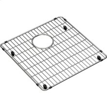 "Elkay Crosstown Stainless Steel 15-1/2"" x 15-1/2"" x 1-1/4"" Bottom Grid"