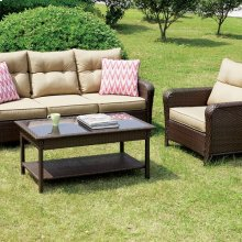 Jocelyn 4 Pc. Patio Seating Set