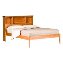 Luna Basic w/Bookcase Headboard