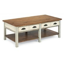 Chateau Rectangular Coffee Table