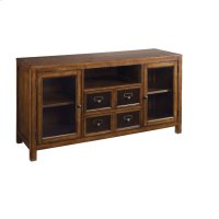 Entertainment Console Table Product Image