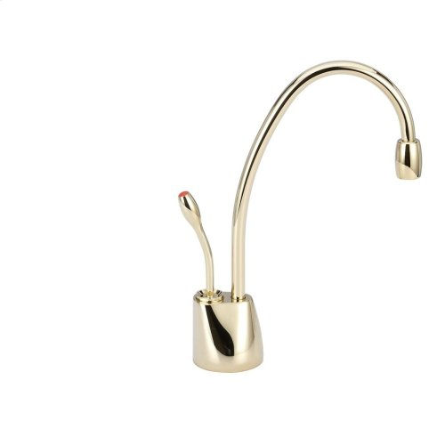 Indulge Contemporary Hot Only Faucet (F-GN1100-French Gold)