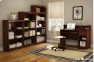3-Shelf Bookcase - Royal Cherry Product Image