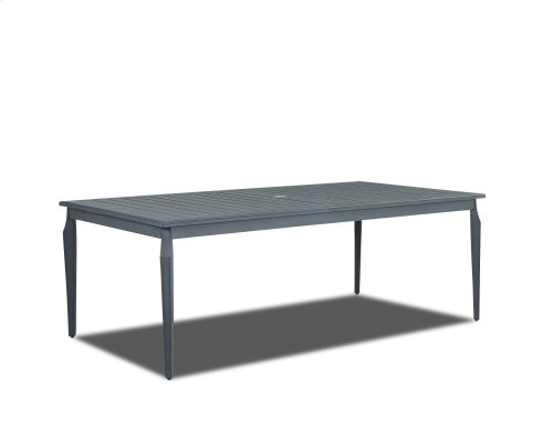 """Mirage 84"""" DINING TABLE"""