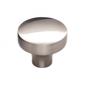 Kinney Knob 1 1/2 Inch - Brushed Satin Nickel