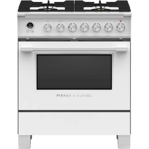 Fisher & PaykelDual Fuel Range, 30""