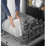 GE Ge® Dishwasher With Front Controls
