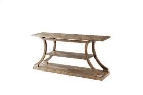 Arden Console Table, Echo Oak