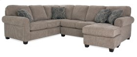 LHF Sofa with Chaise