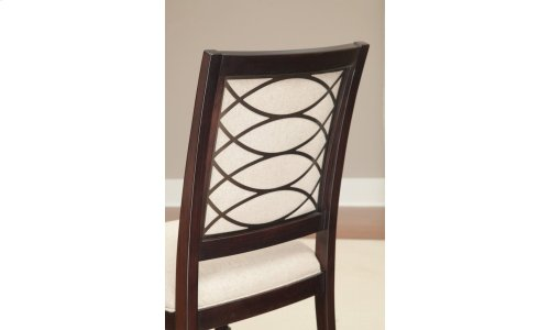 Intrigue Upholstered Side Chair