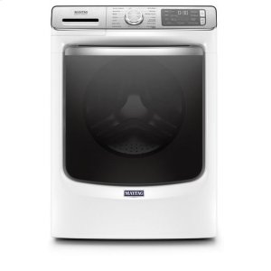 MaytagMaytag® Smart Front Load Washer with Extra Power and 24-Hr Fresh Hold® option - 5.0 cu. ft. - White