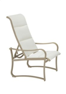 Shoreline Padded Sling Recliner