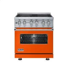 "Pumpkin 30"" Electric Range - VESC (30"" wide, four heat areas, bridge element)"