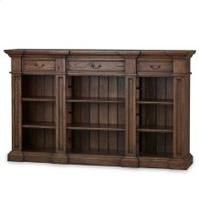 Genoa Open Bookcase - AFC