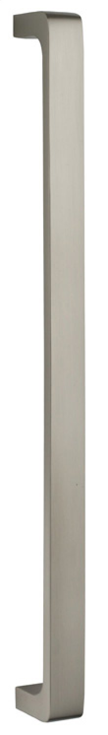 Modern Appliance/Door Pull in (Modern Appliance/Door Pull - Solid Brass)