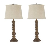 2708 Table Lamp (Set of 2)