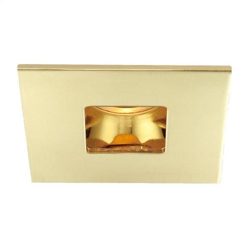 TRIM,3 1/4IN SQUARE REGRESS - Gold