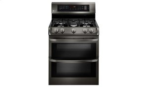 6.9 cu. ft. Gas Double Oven Range with ProBake Convection®, EasyClean® and Gliding Rack Product Image