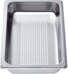 """Perforated pan - Half Size, 1 5/8"""" deep"""